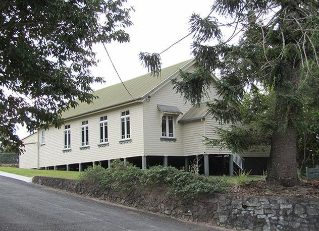 Hall History
