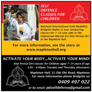 Children's Self Defense