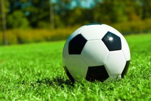 Senior Social Soccer on the Sportsground